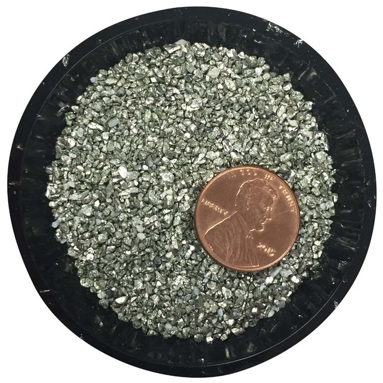 Pyrite Tiny Crystals - Size 000