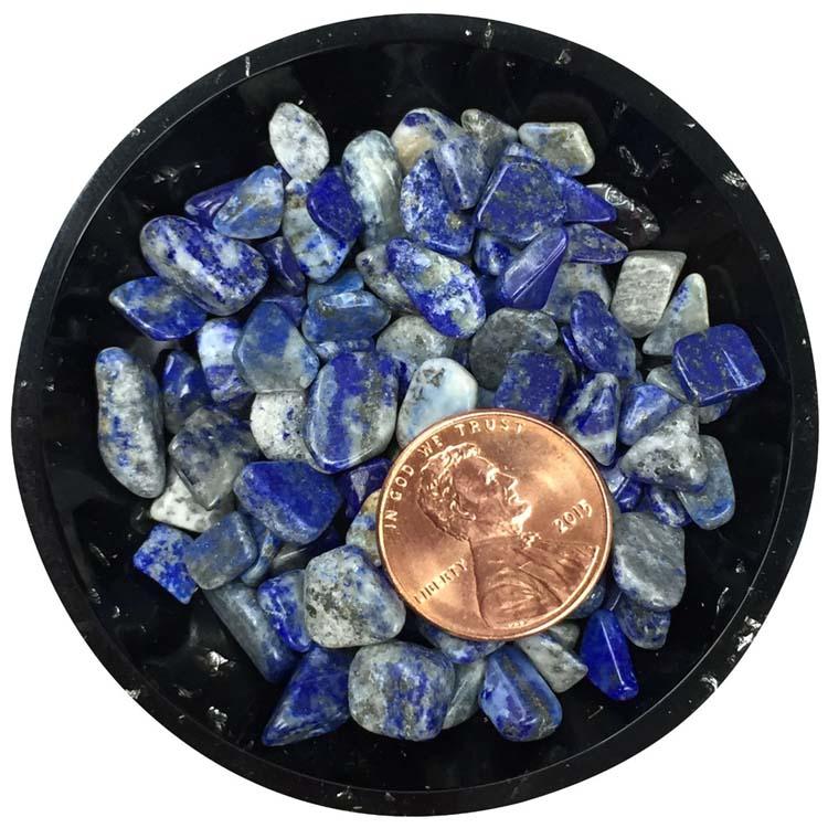 Lapis Lazuli Mini Crystals - Size 2