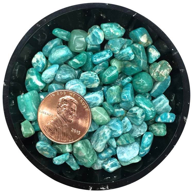 Amazonite Mini Crystals - Size 2