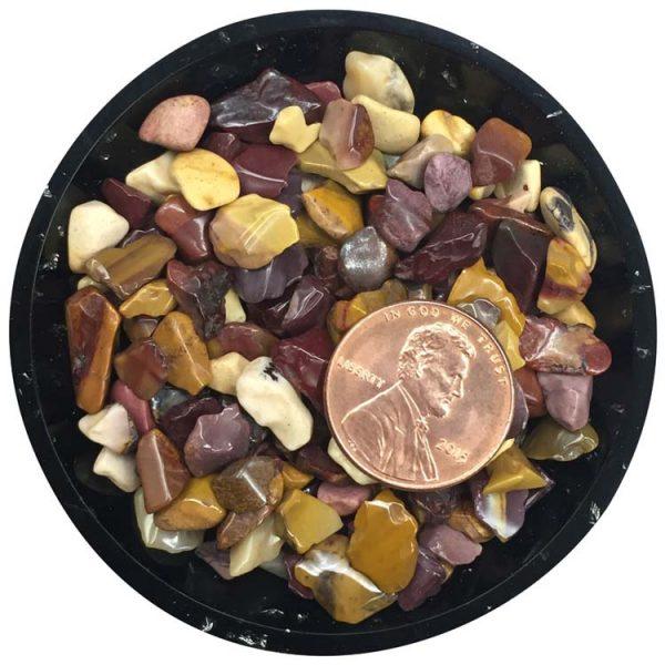 Mookaite Tiny Crystals - Size L1