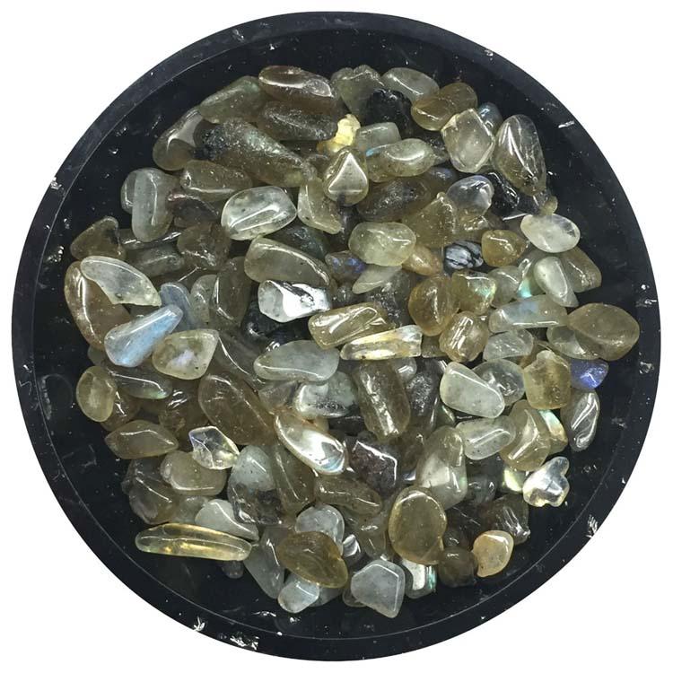 Labradorite Tiny Crystals - Size S1