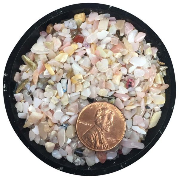 Pink Opal Chips Size 0