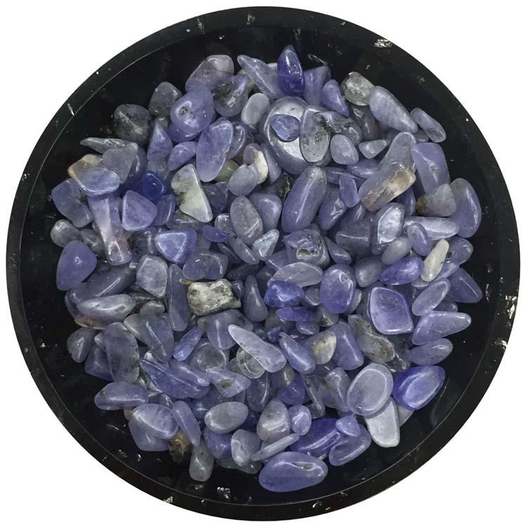 Tanzanite Tiny Crystals - Size S1