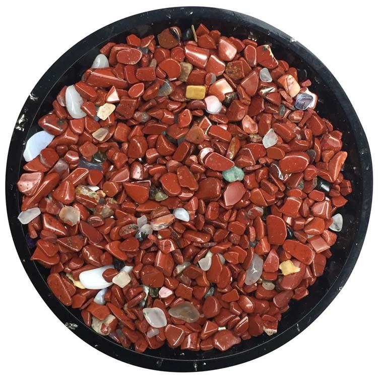 Red Jasper Chips Size 0