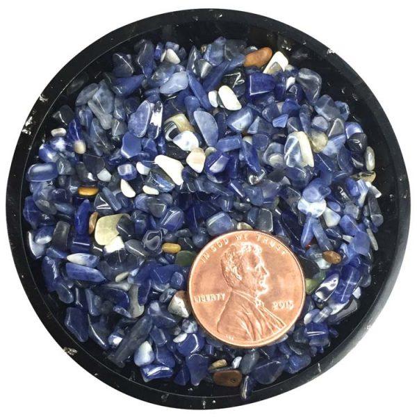 Sodalite Tiny Crystals - Size 0