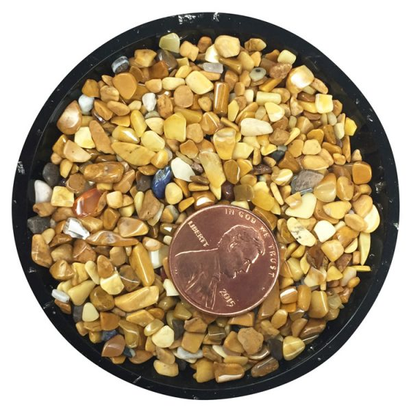 Yellow Jasper Tiny Crystals - Size 0