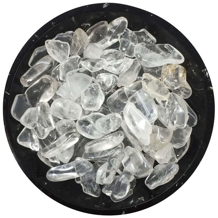 Clear Quartz Mini Crystals - Size 2
