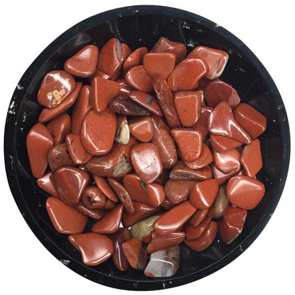 Red Jasper Mini Crystals - Size 2