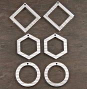 Aluminum Geometric Shapes