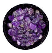Amethyst Tumbled Rough Mini Crystals