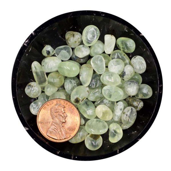 Prehnite Tiny Crystals - Size L1