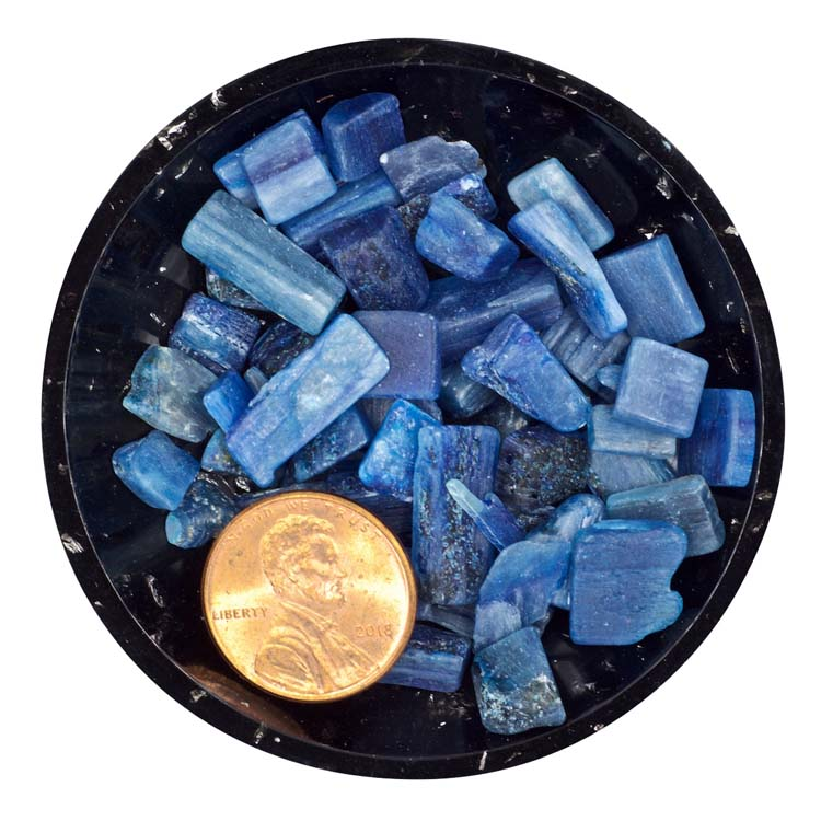 Blue Kyanite Crystals - Size XS