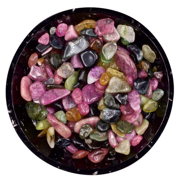 Rainbow Tourmaline Mini Crystals - Size 2