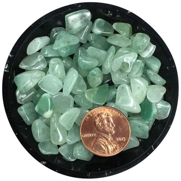 Aventurine Mini Crystals - Size 2