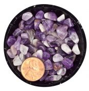 Amethyst (Banded) Mini Crystals - Size 2