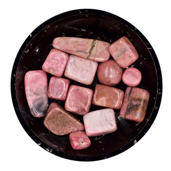 Rhodonite Crystals