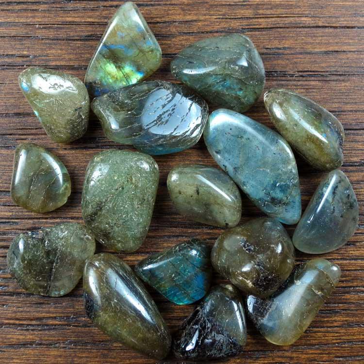 Labradorite Small to Medium Crystals