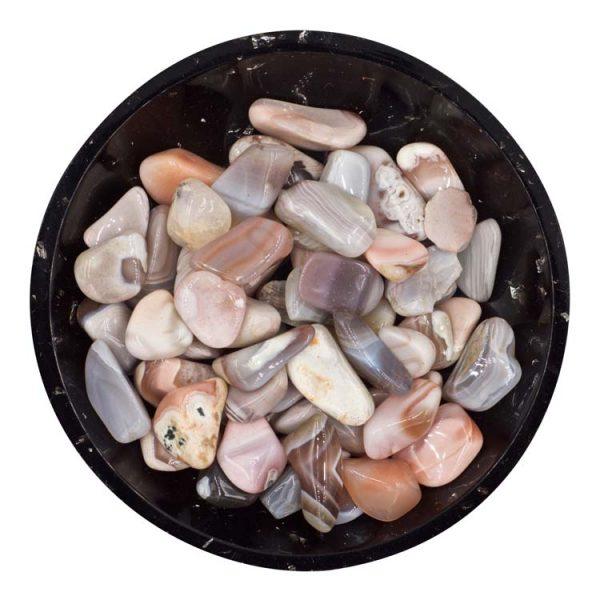 Botswana Agate (Pink) Mini Crystals - Size 2