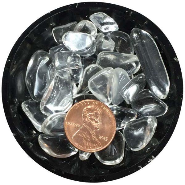 Clear Quartz Crystals - Size XS