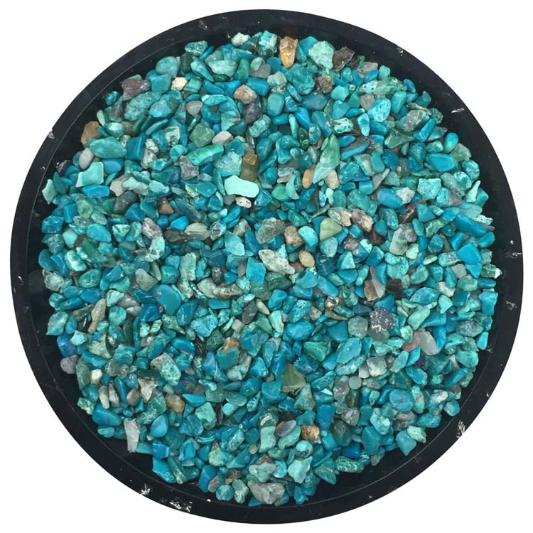 Chrysocolla Tiny Crystals - Size 00