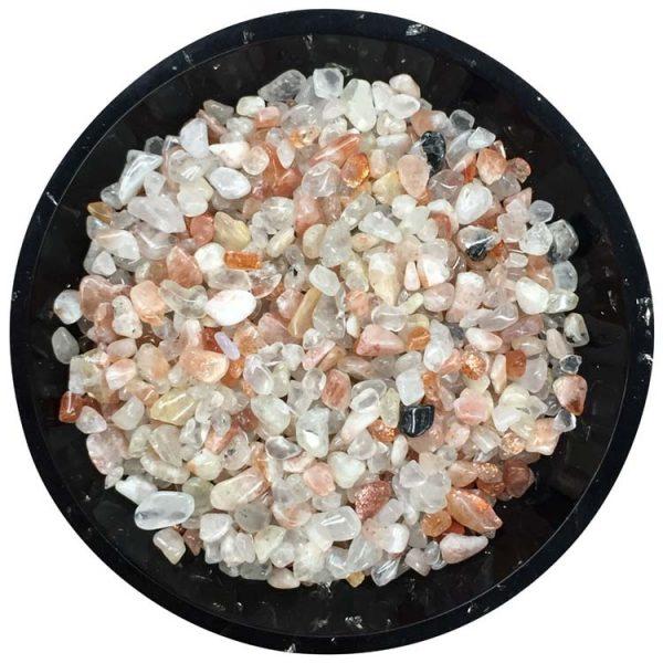 Sunstone Tiny Crystals - Size 0