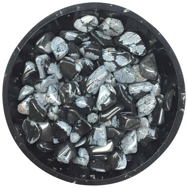 Snowflake Obsidian Crystals - Size 2
