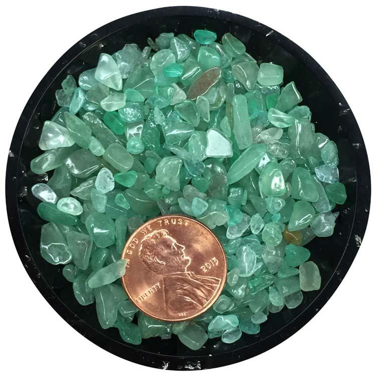 Aventurine Tiny Crystals - Size 0