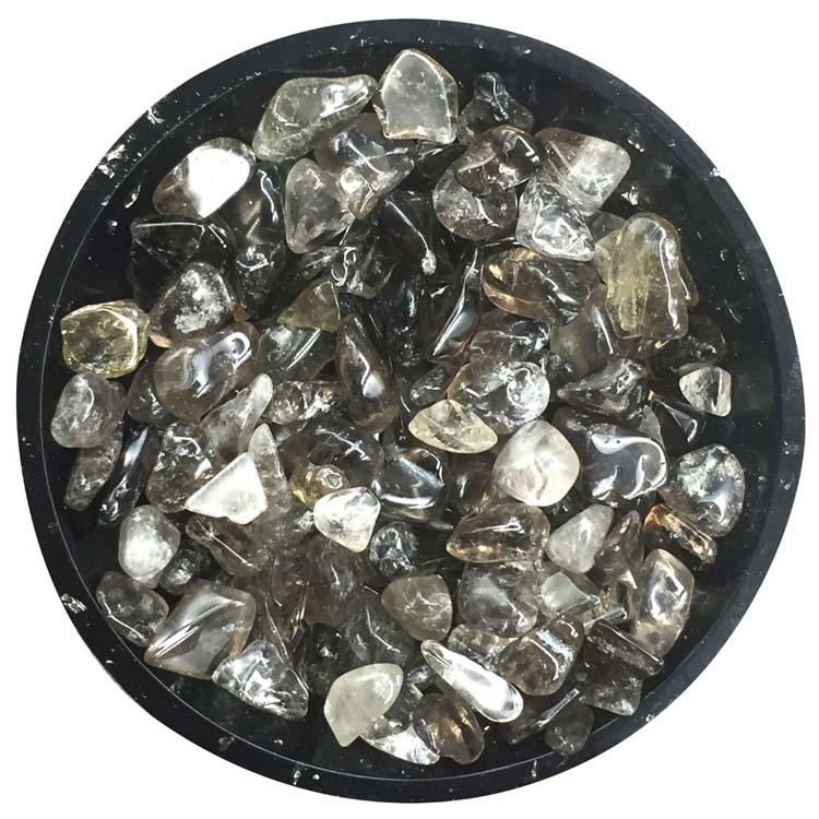 Smoky Quartz Tiny Crystals - Size L1