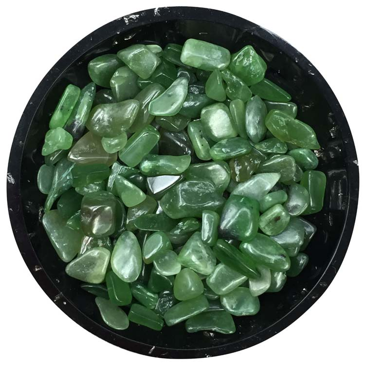 Nephrite Jade Mini Crystals - Size L1