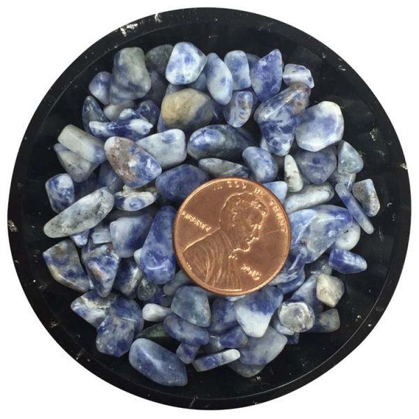 Blue Jasper Tiny Crystals - Size L1
