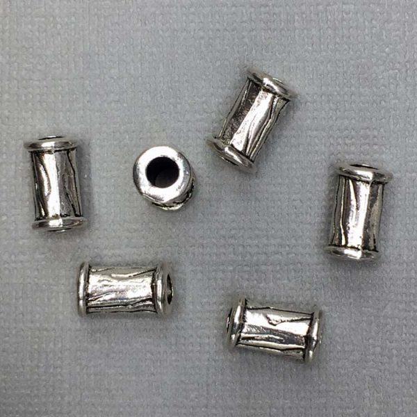 Barrel Spacer Beads